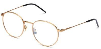 Italia Independent 5305120000 gold 50 Eyeglasses