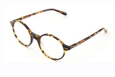 Italia Independent 5869092000 havana brown 49 Unisex Eyeglasses