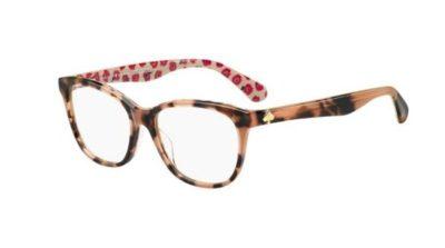 Kate Spade Atalina 2VL/16 PNKHVN PTTRN 51 Women's Eyeglasses
