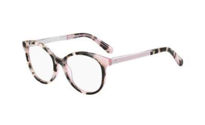 Kate Spade Caylen S10/17 LILAC HAVANA 52 Women's Eyeglasses