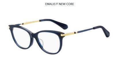 Kate Spade Emalie/f PJP/16 BLUE 52 Women's Eyeglasses