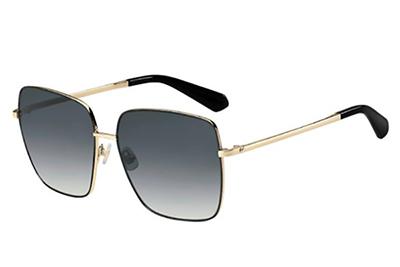 Kate Spade Fenton/g/s 807/9O BLACK 60 Women's Sunglasses