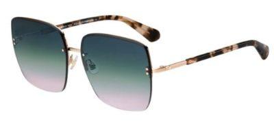 Kate Spade Janay/s HT8/JP PINK HAVANA 61 Women's Sunglasses
