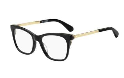 Kate Spade Joelyn WR7/18 BLACK HAVANA 51 Women's Eyeglasses