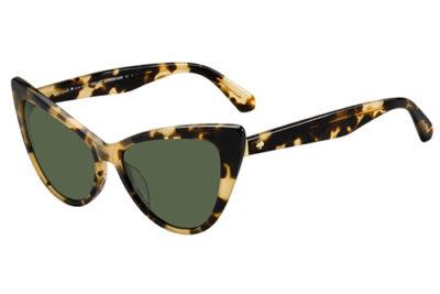 Kate Spade Karina/s 086/QT HAVANA 56 Women's Sunglasses
