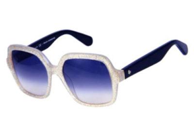 Kate Spade Katelee/s S2V/I4 MTWHT GDGLTT 54 Women's Sunglasses