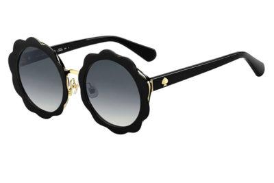 Kate Spade Karrie/s 807/9O BLACK 52 Women's Sunglasses