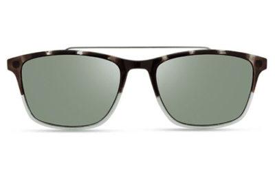 MODO ALTON clip on green tort gradient 54 Men's Eyeglasses