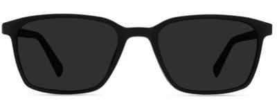 MODO KASAI clip on black 52 Women's Sunglasses