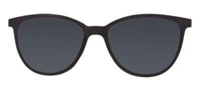 MODO MARNE CLIP ON black 52 Women's Eyeglasses