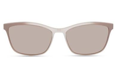 MODO MAYA clip on nude   copper 54 Women's Eyeglasses