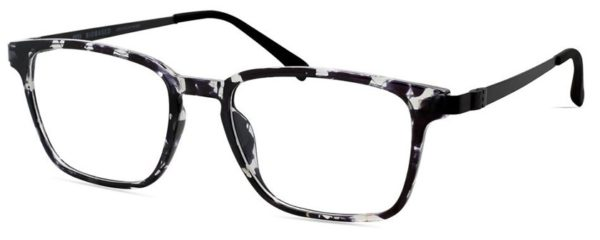 MODO SEUDRE black tort gradient 53 Unisex Eyeglasses