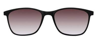 MODO YAMUNA clip on black 53 Women's Eyeglasses