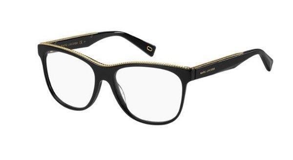 Marc Jacobs Marc 164 807/16 BLACK 54 Women's Eyeglasses