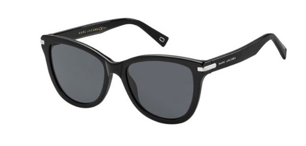 Marc Jacobs Marc 187/s 807/IR BLACK 54 Women's Sunglasses