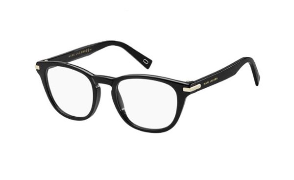 Marc Jacobs Marc 189 807/20 BLACK 50 Unisex Eyeglasses