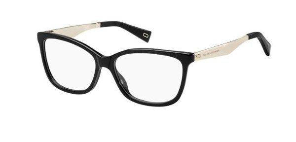 Marc Jacobs Marc 206 807/15 BLACK 54 Women's Eyeglasses
