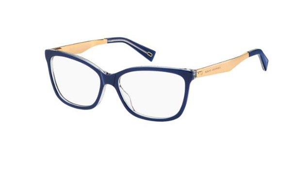 Marc Jacobs Marc 206 PJP/15 BLUE 54 Women's Eyeglasses