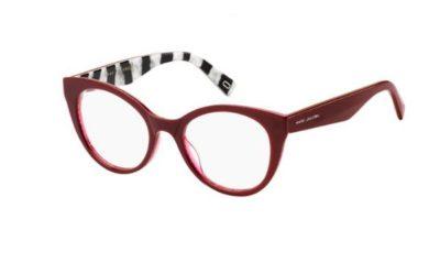 Marc Jacobs Marc 238 DXL/20 RED REDGLTGD 50 Women's Eyeglasses