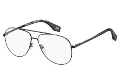 Marc Jacobs Marc 329 807/12 BLACK 57 Unisex Eyeglasses