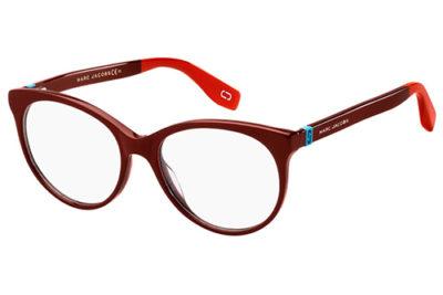 Marc Jacobs Marc 350 LHF/17 BURGUND OPAL 52 Women's Eyeglasses