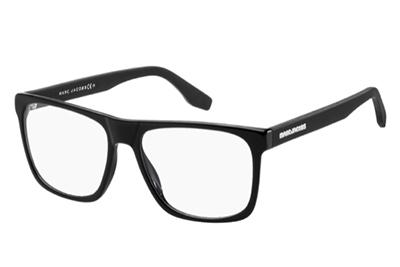 Marc Jacobs Marc 360 80S/17 BLACK WHITE 54 Men's Eyeglasses