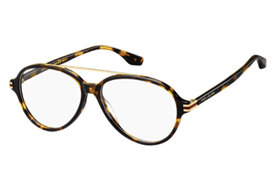 Marc Jacobs Marc 416 086/14 DARK HAVANA 55 Men's Eyeglasses