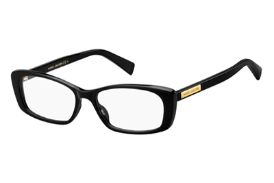Marc Jacobs Marc 429 807/16 BLACK 52 Women's Eyeglasses