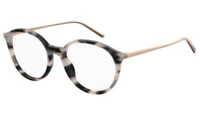Marc Jacobs Marc 437 TCB/18 BLK WHITE HV 50 Women's Eyeglasses