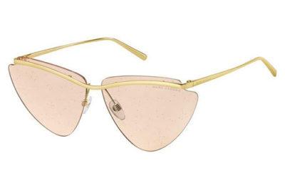 Marc Jacobs Marc 453/s J5G/IR GOLD 66 Women's Sunglasses