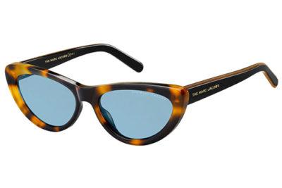 Marc Jacobs Marc 457/s 581/KU HAVANA BLCK 55 Women's Sunglasses