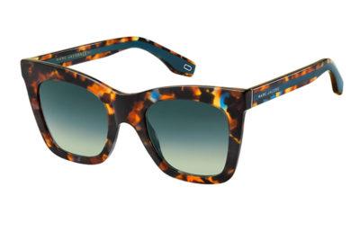 Marc Jacobs Marc 279/s FZL/IB HAVAN TURQUO 50 Women's Sunglasses
