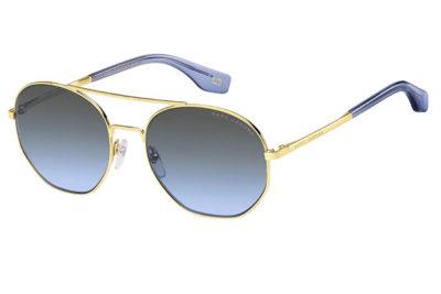 Marc Jacobs Marc 327/s PJP/GB BLUE 57 Women's Sunglasses
