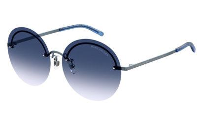Marc Jacobs Marc 406/g/s PJP/08 BLUE 60 Women's Sunglasses