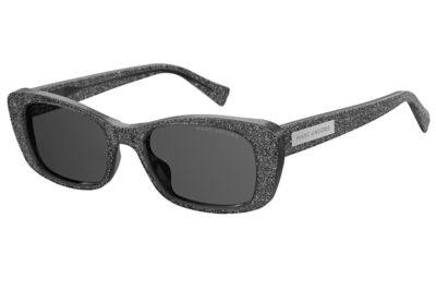 Marc Jacobs Marc 422/s Y6U/IR GREY GLITTER 51 Women's Sunglasses