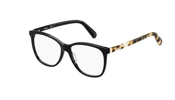 Max & Co. Max&Co.289 L59/15 BK HVN SPTTD 54 Women's Eyeglasses