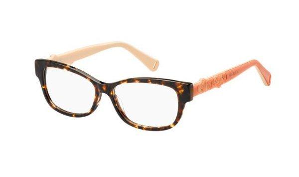 Max & Co. Max&Co.337 086/15 DARK HAVANA 54 Women's Eyeglasses