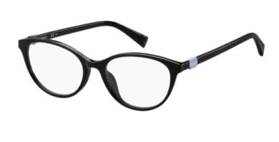 Max & Co. Max&Co.387/g 807/17 BLACK 52 Women's Eyeglasses