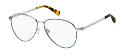 Max & Co. Max&Co.393/g F2G/12 BLU ANTMTSIL 55 Women's Eyeglasses