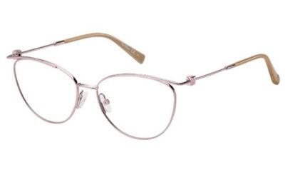 Max Mara Mm 1354 35J/15 PINK 54 Women's Eyeglasses