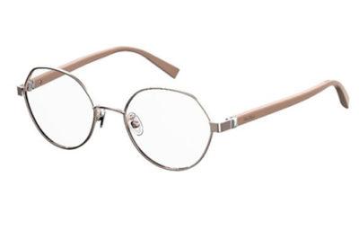 Max Mara Mm 1378/f 35J/19 PINK 51 Women's Eyeglasses