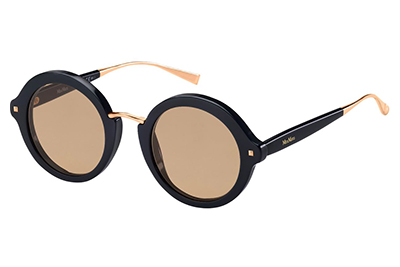 Max Mara Mm Needle Viii PJP/70 BLUE 48 Women's Sunglasses