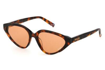 Missoni Mis 0010/s 0UC/W7 RED HAVANA 56 Women's Sunglasses
