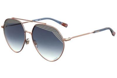 Missoni Mis 0015/s LKS/08 GOLD BLUE 60 Women's Sunglasses