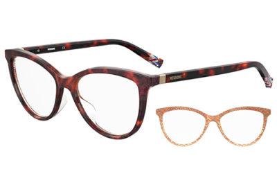 Missoni Mis 0022 0UC/16 RED HAVANA 53 Women's Eyeglasses
