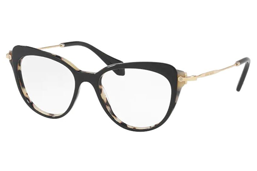 Miu Miu 01QV ROK1O1 50 Women's Eyeglasses