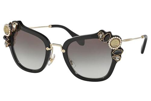 Miu Miu 03SS 1AB0A7 51 Women's Sunglasses