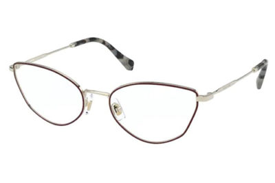 Miu Miu 51SV  09B1O1 54 Women's Eyeglasses