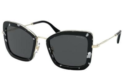 Miu Miu 55VS PC75S0 51 Women's Sunglasses