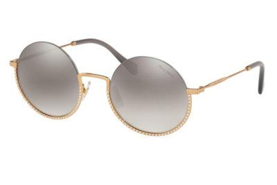 Miu Miu 69US  7OE5O0 52 Women's Sunglasses